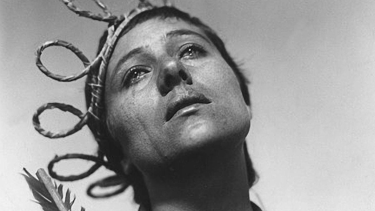 Les Voix Animées, Carl Theodor Dreyer, La passion de Jeanne d'Arc